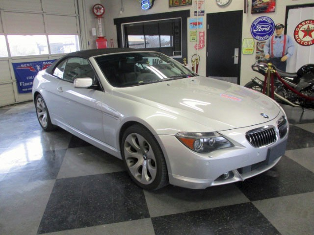 BMW 6-Series 2005 price $14,995
