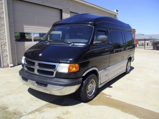 Dodge Conversion Van >> 1999 Dodge Ram Van