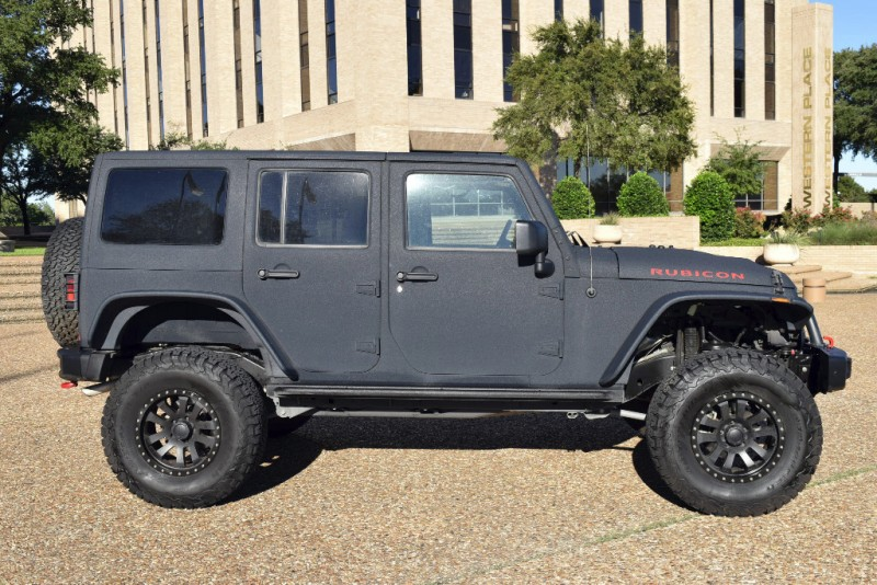 Jeep Wrangler Unlimited 2016 price $59,995