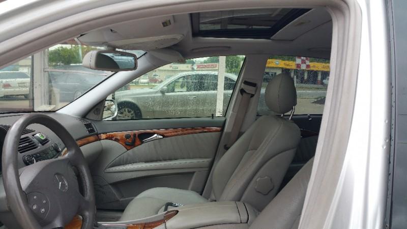 Mercedes-Benz E-Class 2003 price $13,995