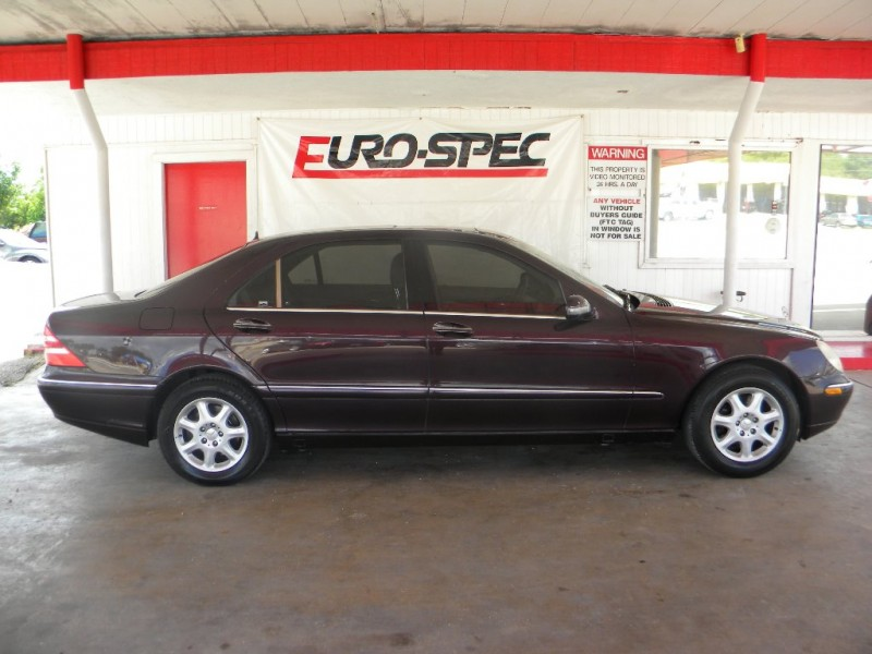 Mercedes-Benz S-Class 2000 price $5,995