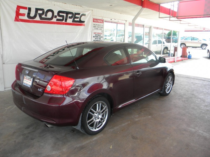 Scion tC 2005 price $9,995