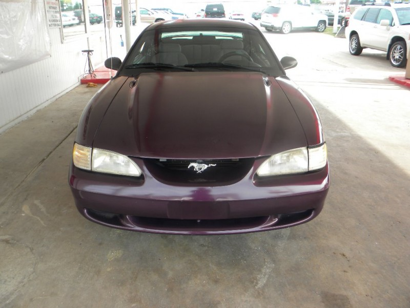 Ford Mustang 1997 price $5,995