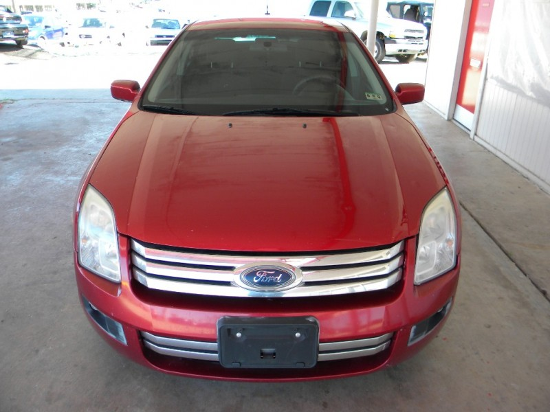 Ford Fusion 2007 price $9,995