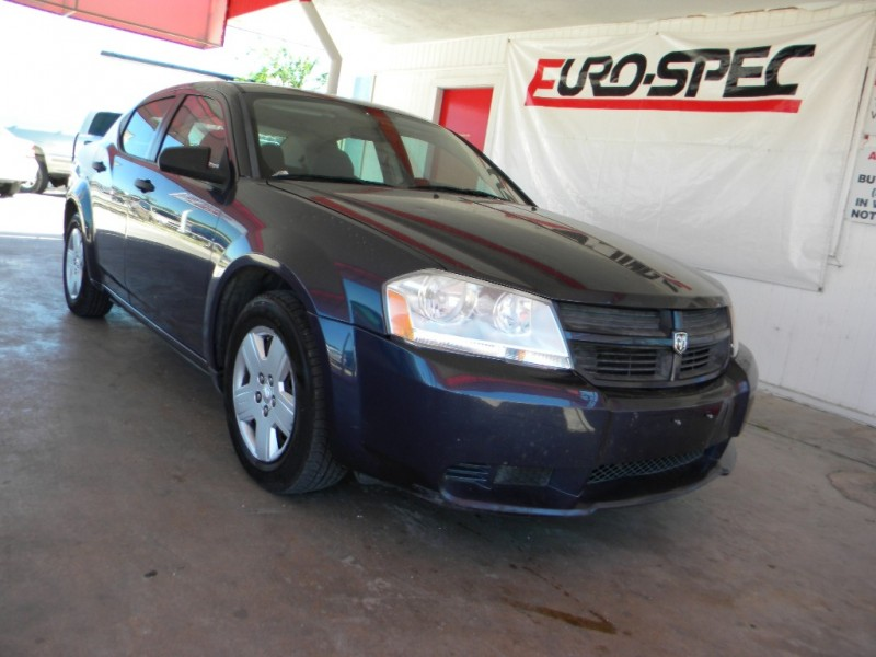 Dodge Avenger 2008 price $8,995