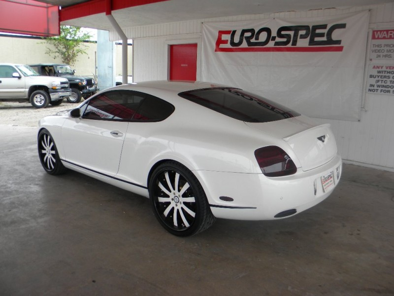 Bentley Continental 2005 price $59,999