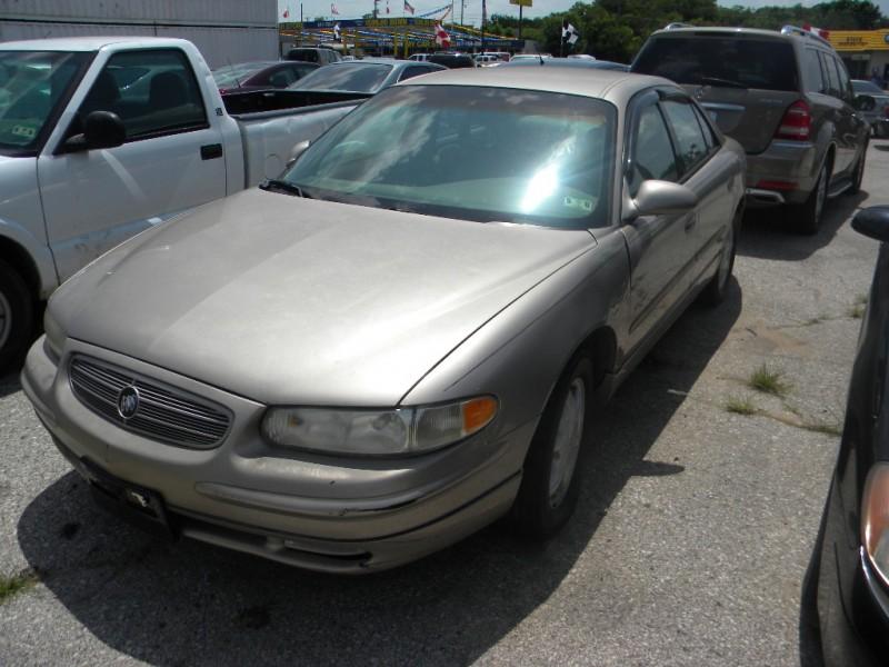 Buick Regal 2001 price $0