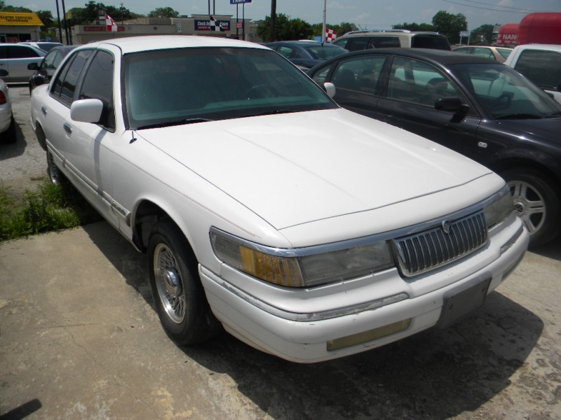 Mercury Grand Marquis 1994 price $0