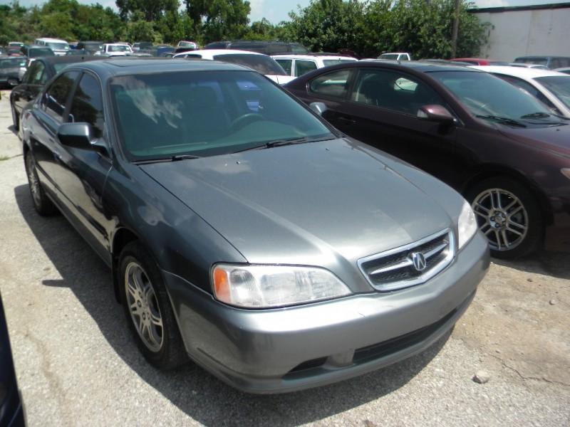 Acura TL 2000 price $0