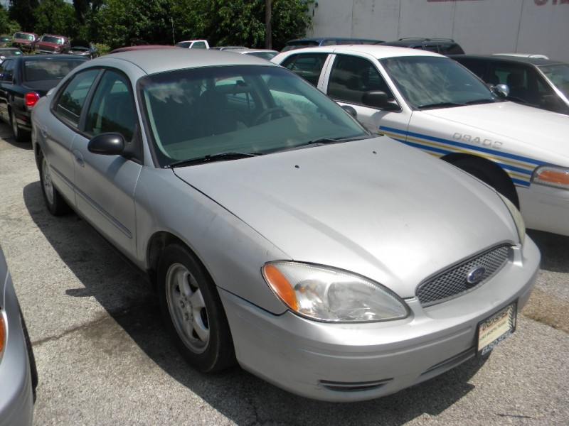 Ford Taurus 2004 price $0