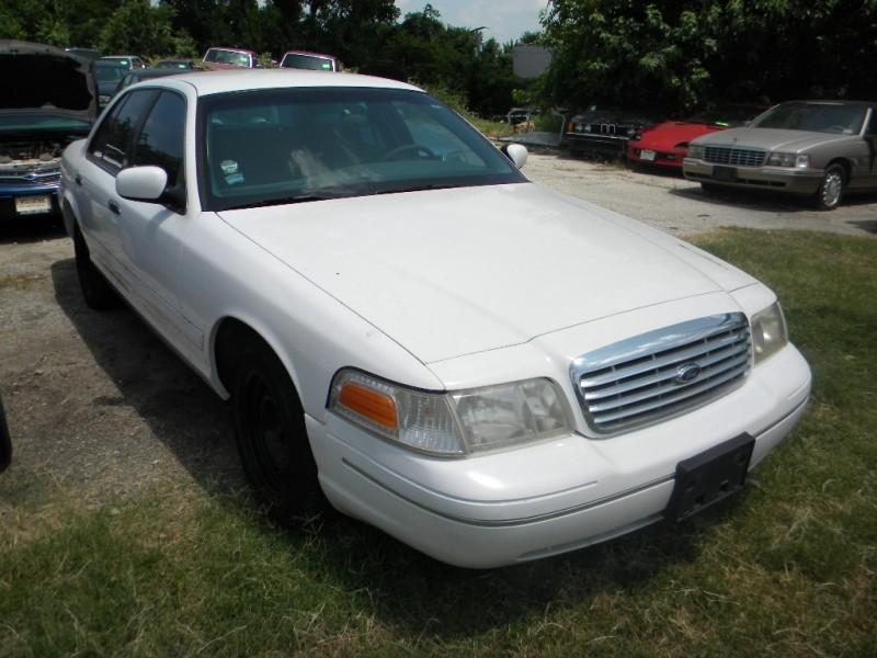 Ford Police Interceptor 2009 price $10,999