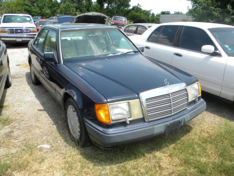 Mercedes-Benz 400 Series 1994 price $0
