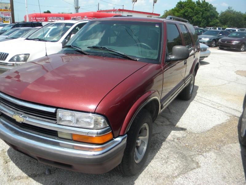 Chevrolet Blazer 1998 price $0