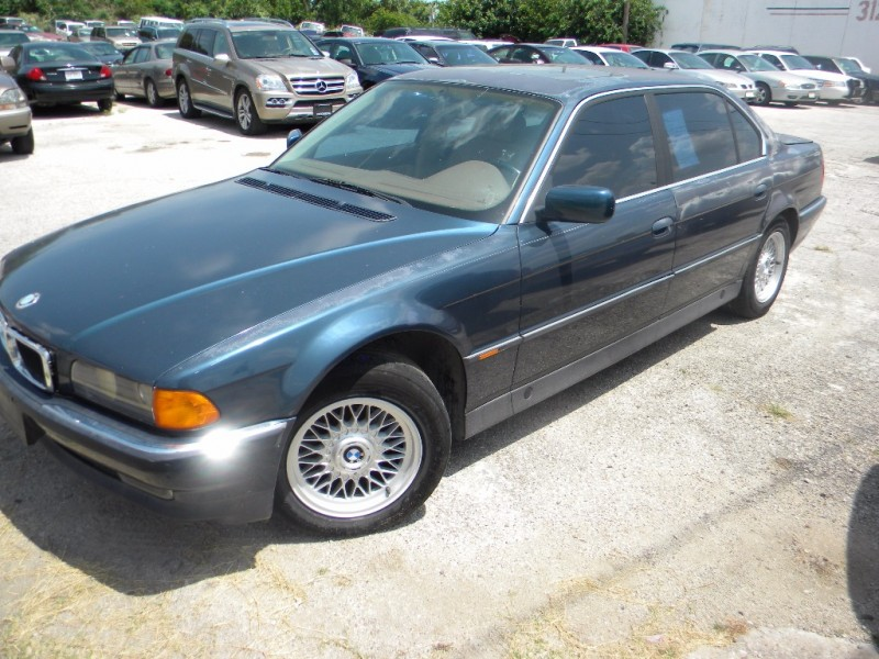 1997 bmw 7 series 740il 4dr sdn lwb inventory eurospec. Black Bedroom Furniture Sets. Home Design Ideas