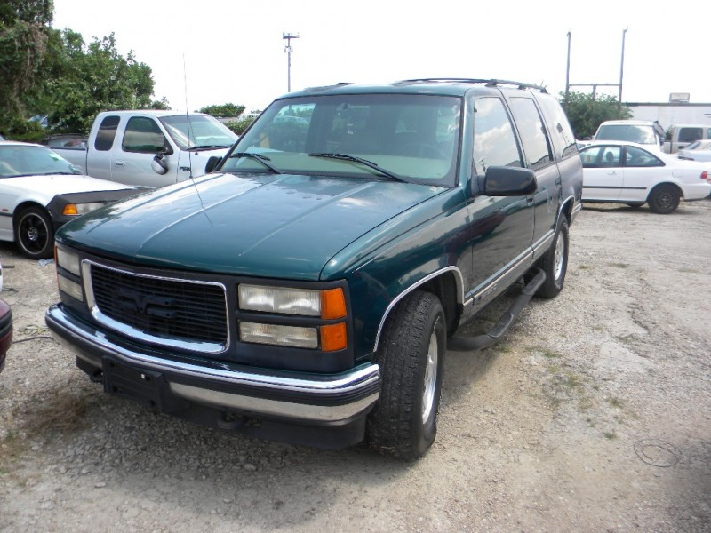 GMC Yukon 1999 price $0