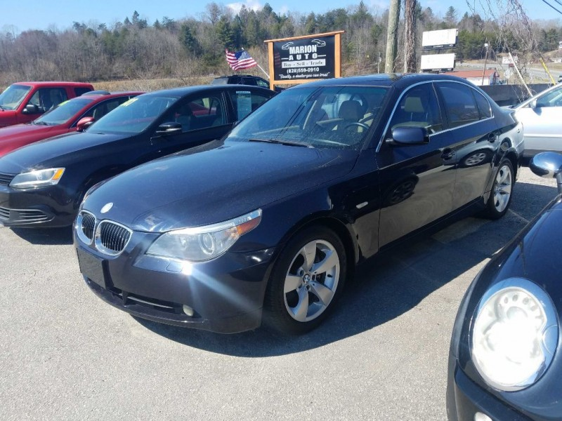 BMW 5 SERIES 2006 price Call for Pricing.