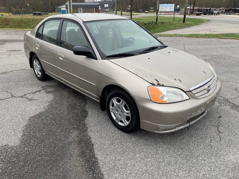 HONDA CIVIC 2002 price $1,995