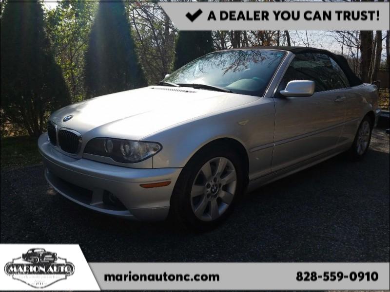 BMW 325 2005 price $5,995