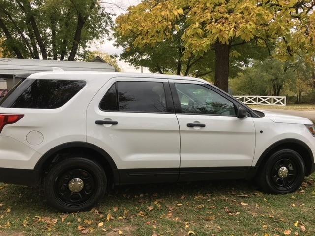 2016 Ford Utility Police Interceptor