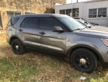 Ford Police Interceptor Utility 2018