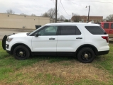 Ford Police Interceptor Utility 2017