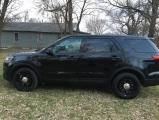 Ford Police Interceptor Utility 2017