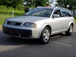 Audi Allroad 2005