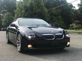 BMW 650 2008