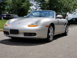Porsche BOXSTER 2001