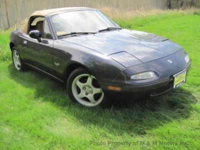 1996 Mazda MX5 Miata 2dr Convertible M-Edition Auto
