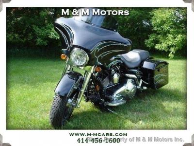 2007 Harley-Davidson FLHX MILWAUKEE BAGGER