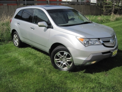 2007 Acura MDX Low Miles and Tech package