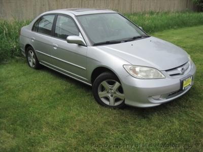 2004 Honda Civic 4dr Sdn EX Auto