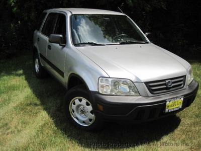 2001 Honda CR-V 4WD LX Auto