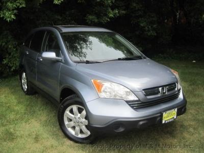 2008 Honda CR-V 4WD 5dr EX-L w/Navi