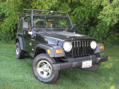 2002 Jeep Wrangler APEX ED.