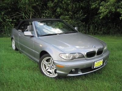 2004 BMW 3 Series 2dr Cabriolet 330Ci
