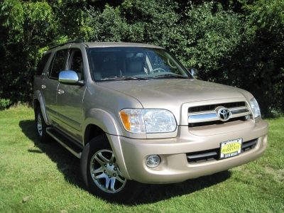 2007 Toyota Sequoia 4WD 4dr Limited