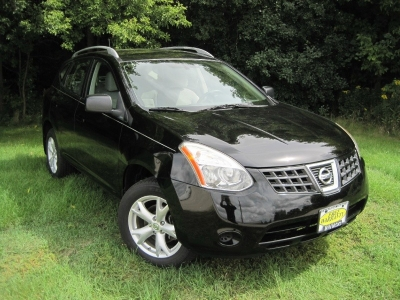 2009 Nissan Rogue FWD 4dr SL