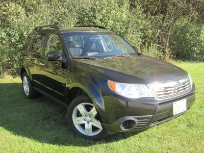 2010 Subaru Forester 2.5X Premium w/All-Weather Pkg