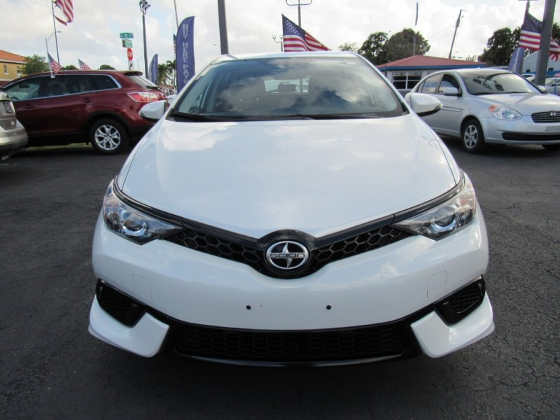 Scion iM 2016 price $9,495