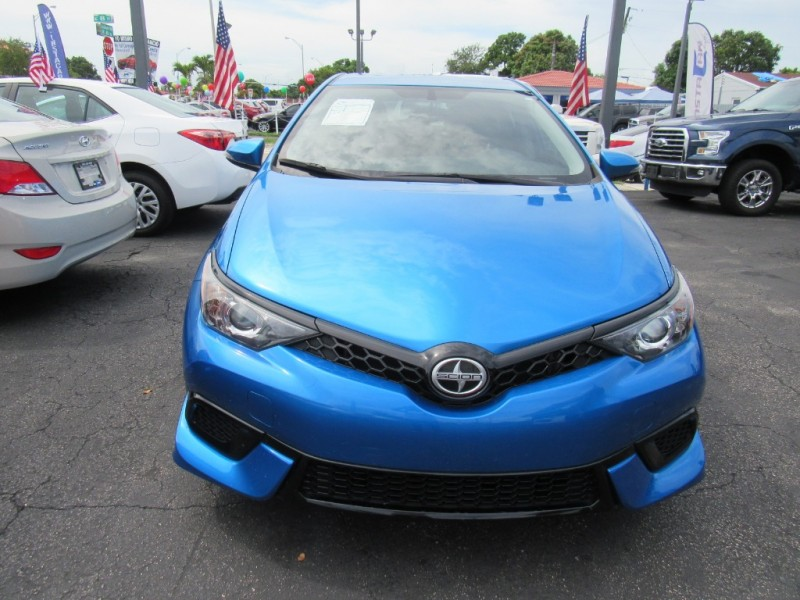 Scion iM 2016 price $8,995