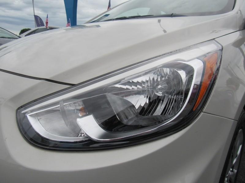 Hyundai Accent 2017 price $8,495