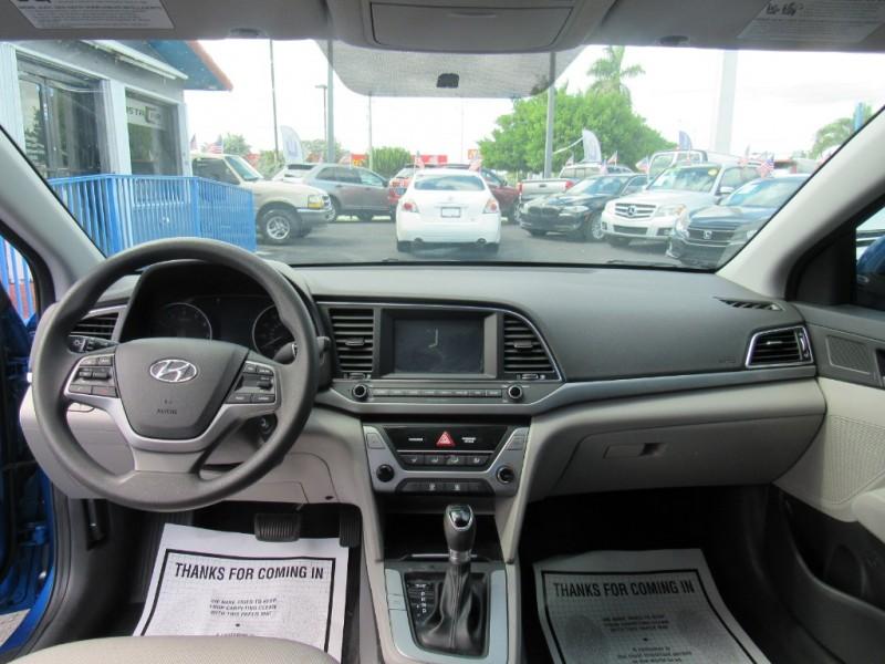Hyundai Elantra 2017 price $9,995