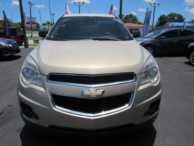 Chevrolet Equinox 2012 price $4,995
