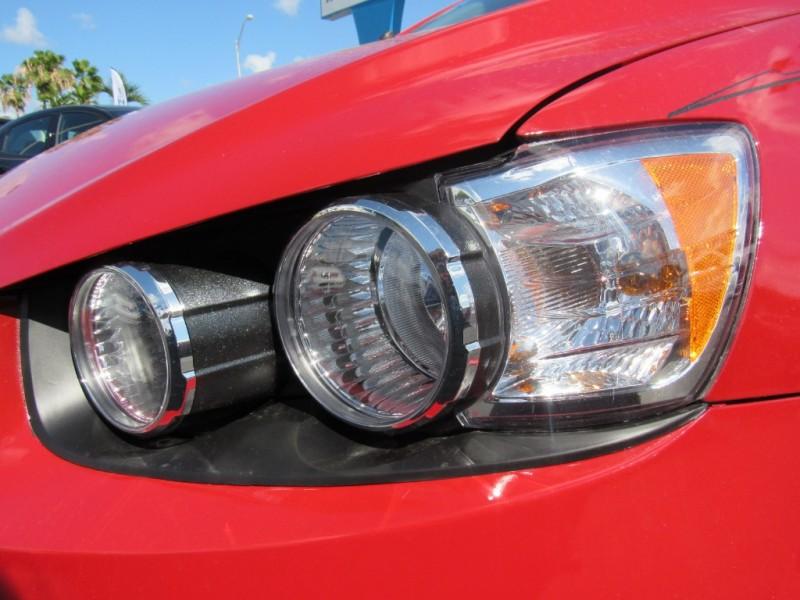 Chevrolet Sonic 2013 price $3,995
