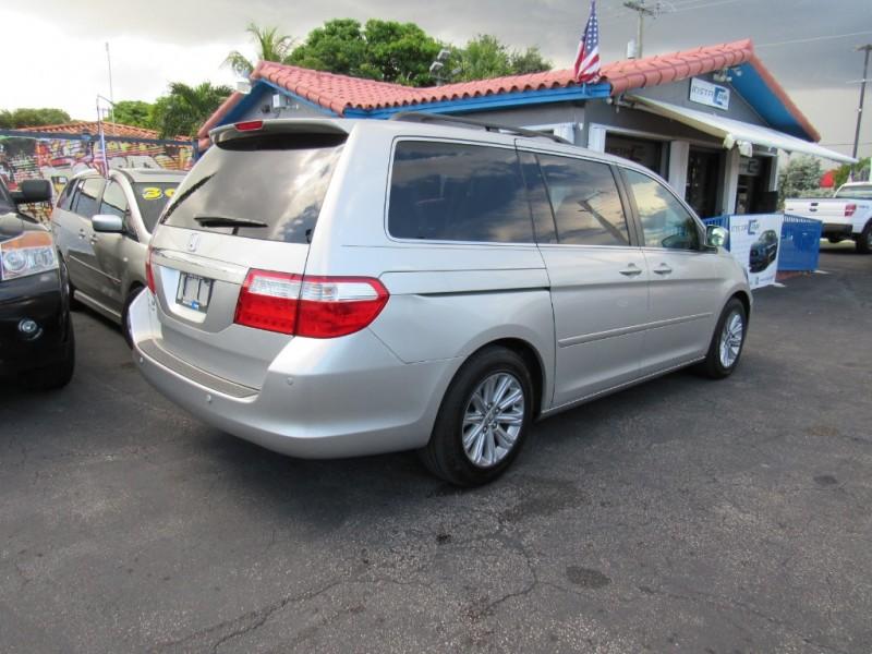 Honda Odyssey 2007 price $5,825