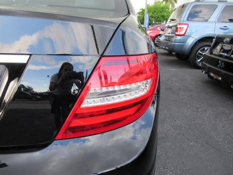 Mercedes-Benz C-Class 2013 price $8,995