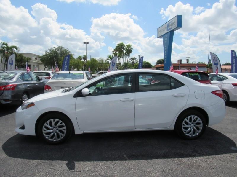Toyota Corolla 2018 price $11,995
