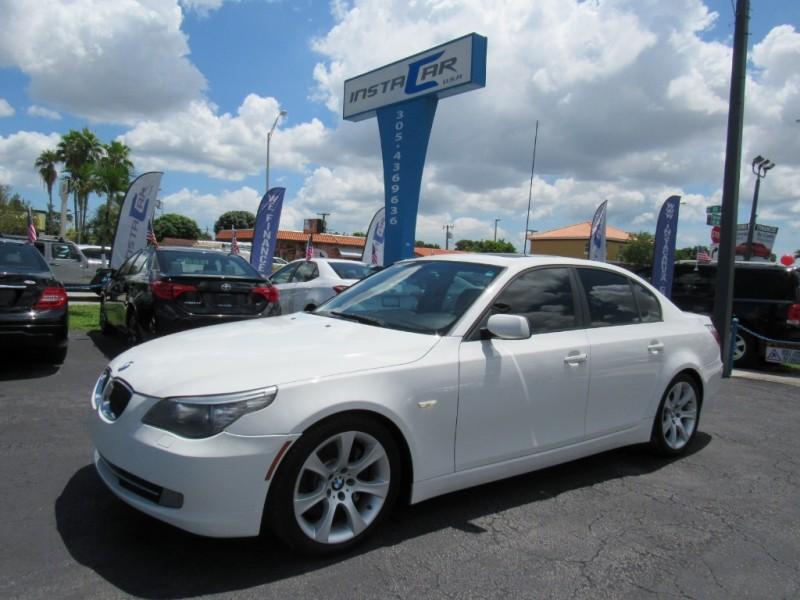 BMW 5-Series 2009 price $3,495